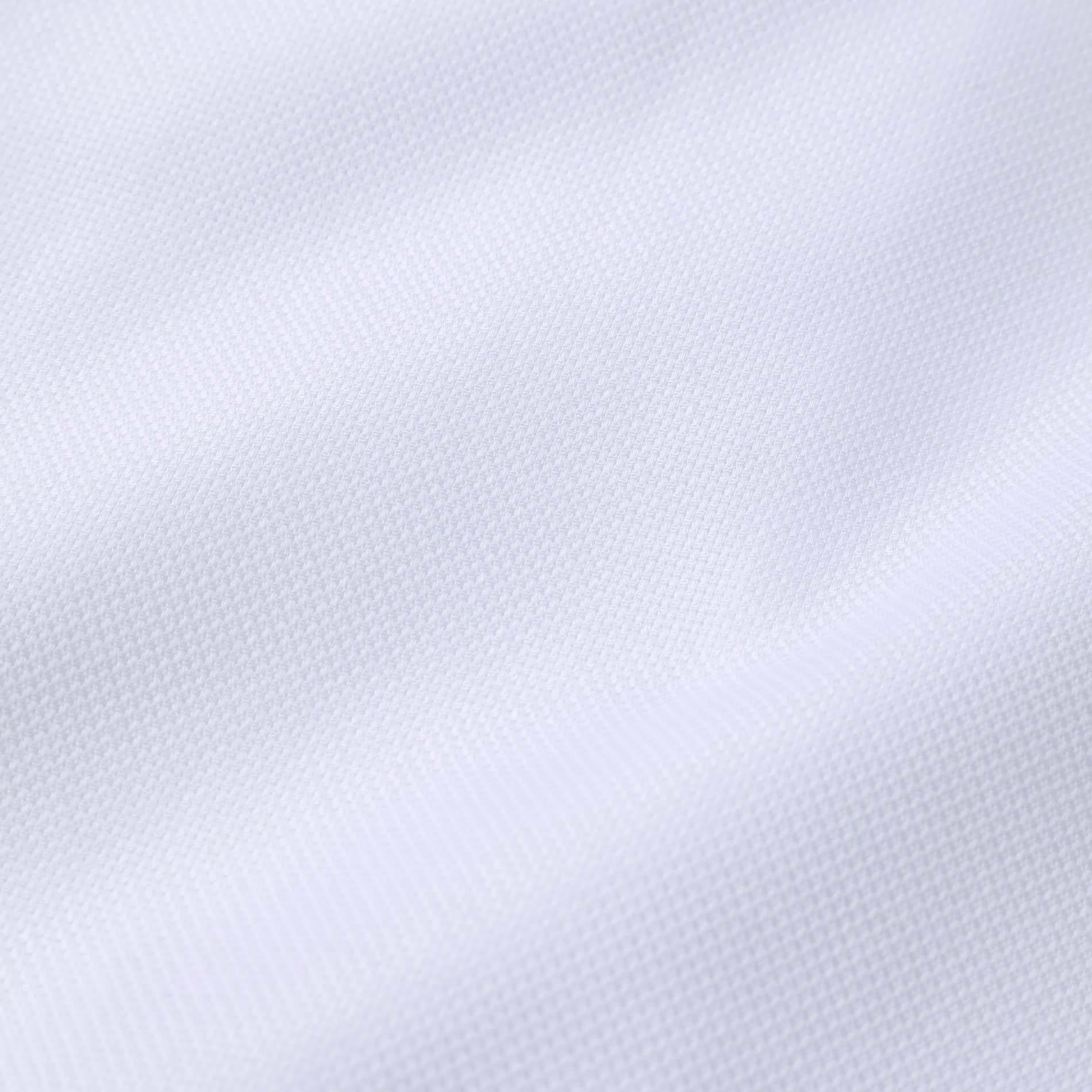 トロッター シャツ ロイヤルオックス/ピンヘッド カッタウェイカラーシャツ