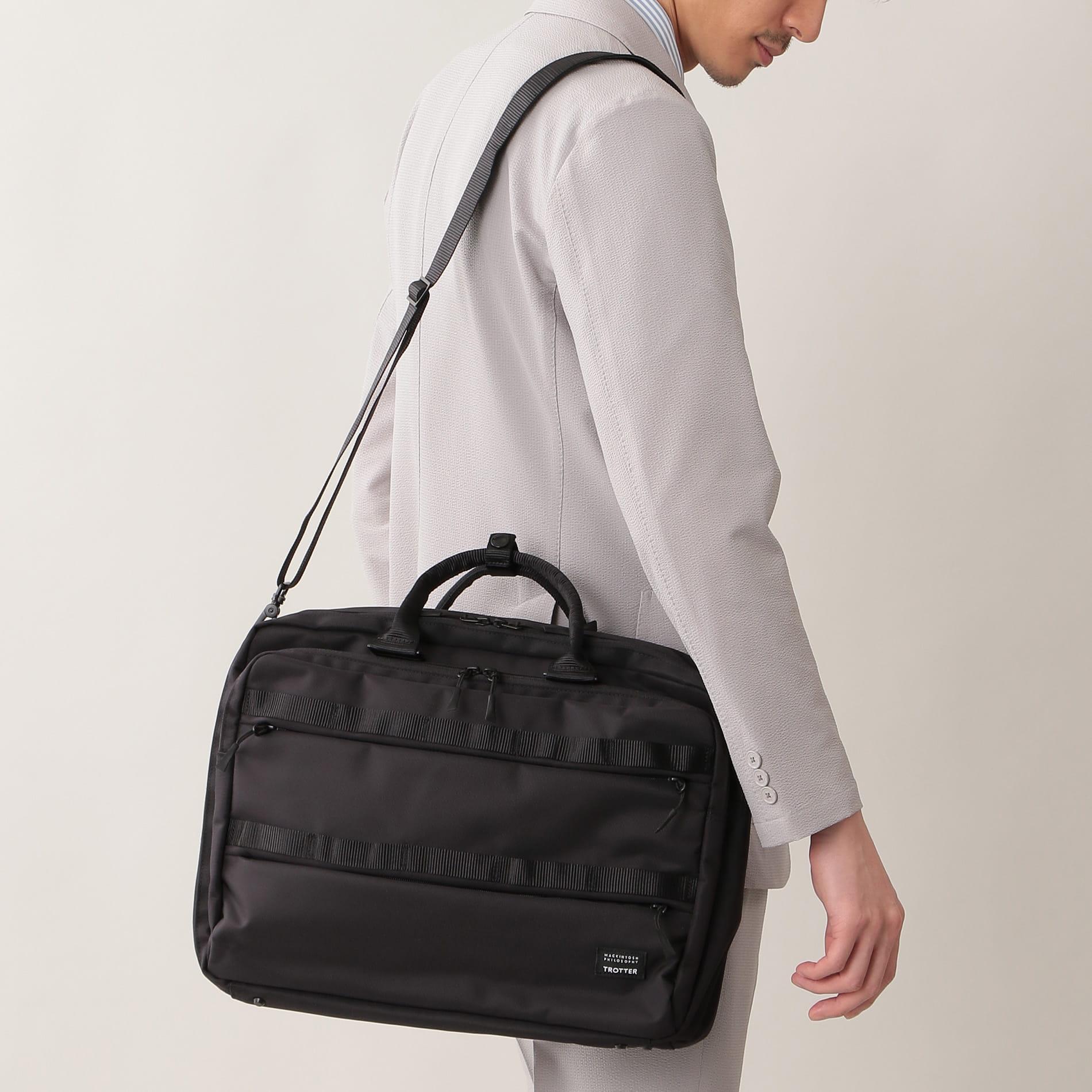 TROTTER BAG?V 3WAY