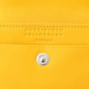 【ENVELOPES】 レザーコインケース