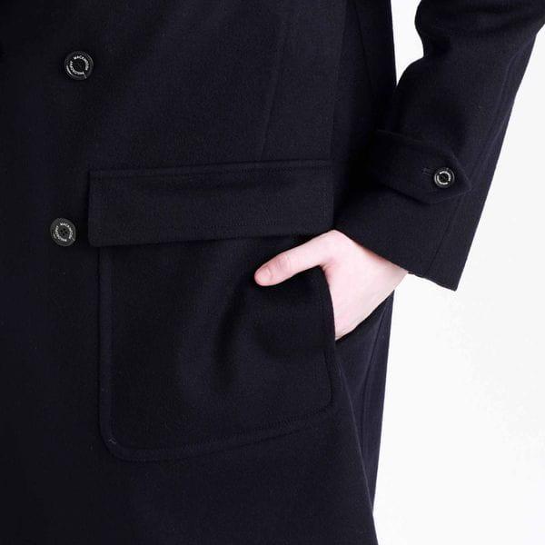 ビーバーボンディング ロングPコート