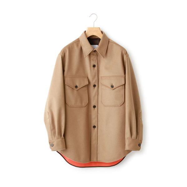 【WEB限定】ビーバーボンディング CPOシャツ