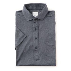 トロッターポロシャツ ライトウェイトカノコ
