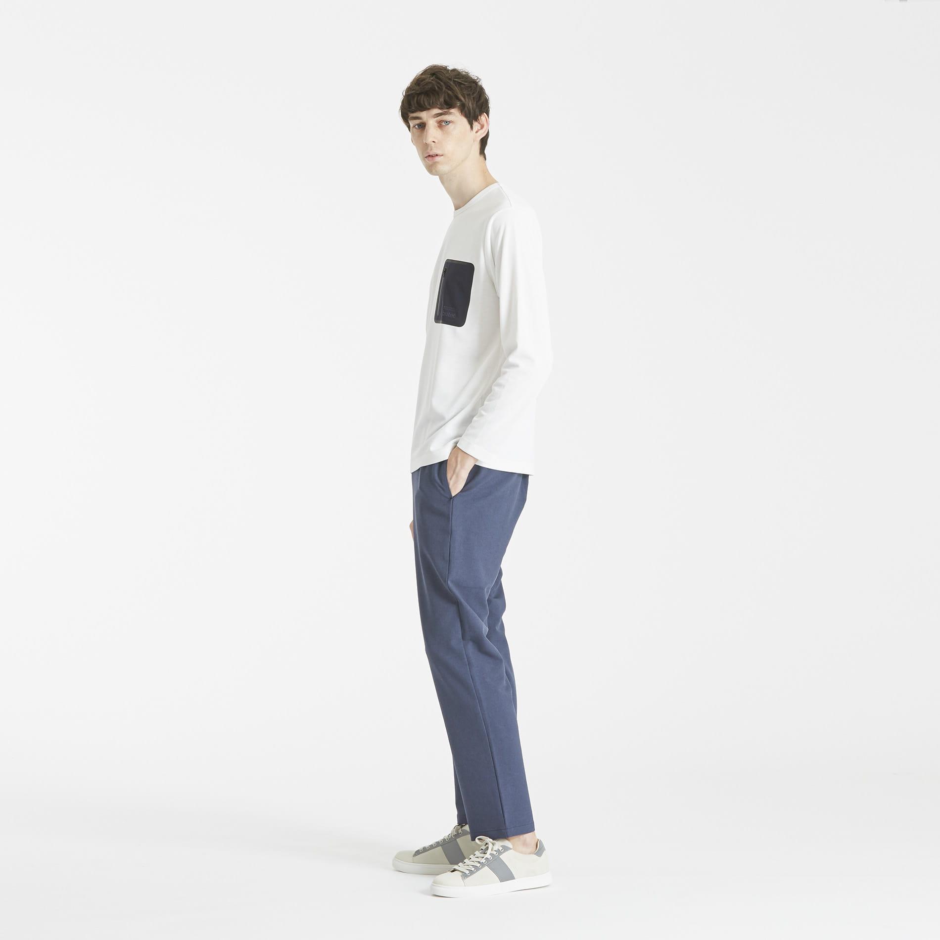 BR801 ポケロンTシャツ