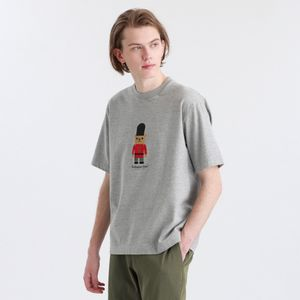 度詰天竺BB プリントTシャツ