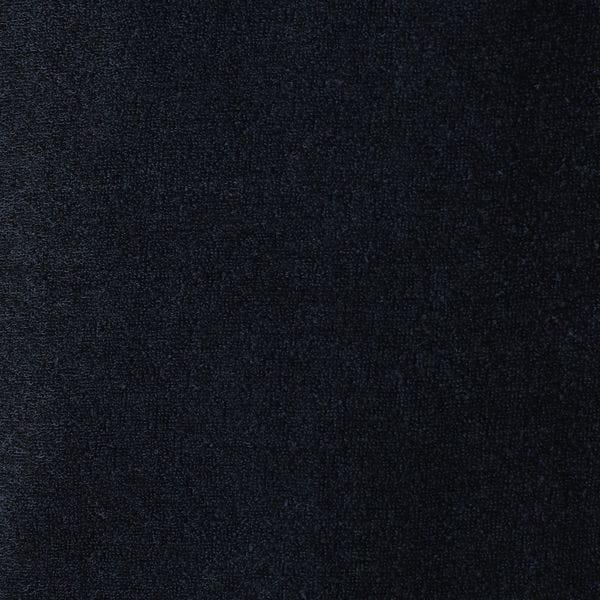 Triporous FIBER?:メランジパイルクルーネックポケT