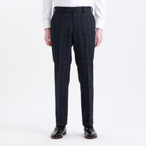 TROTTER TROUSERS#051 ウィンドウペーンストレッチ