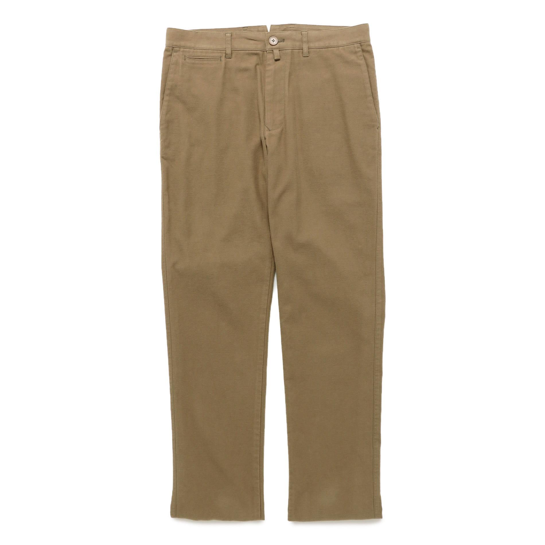 モールスキン TAPERD SLIM PANTS