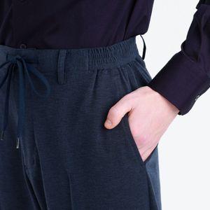 メランジジャージ SIDE SHIRRING PANTS