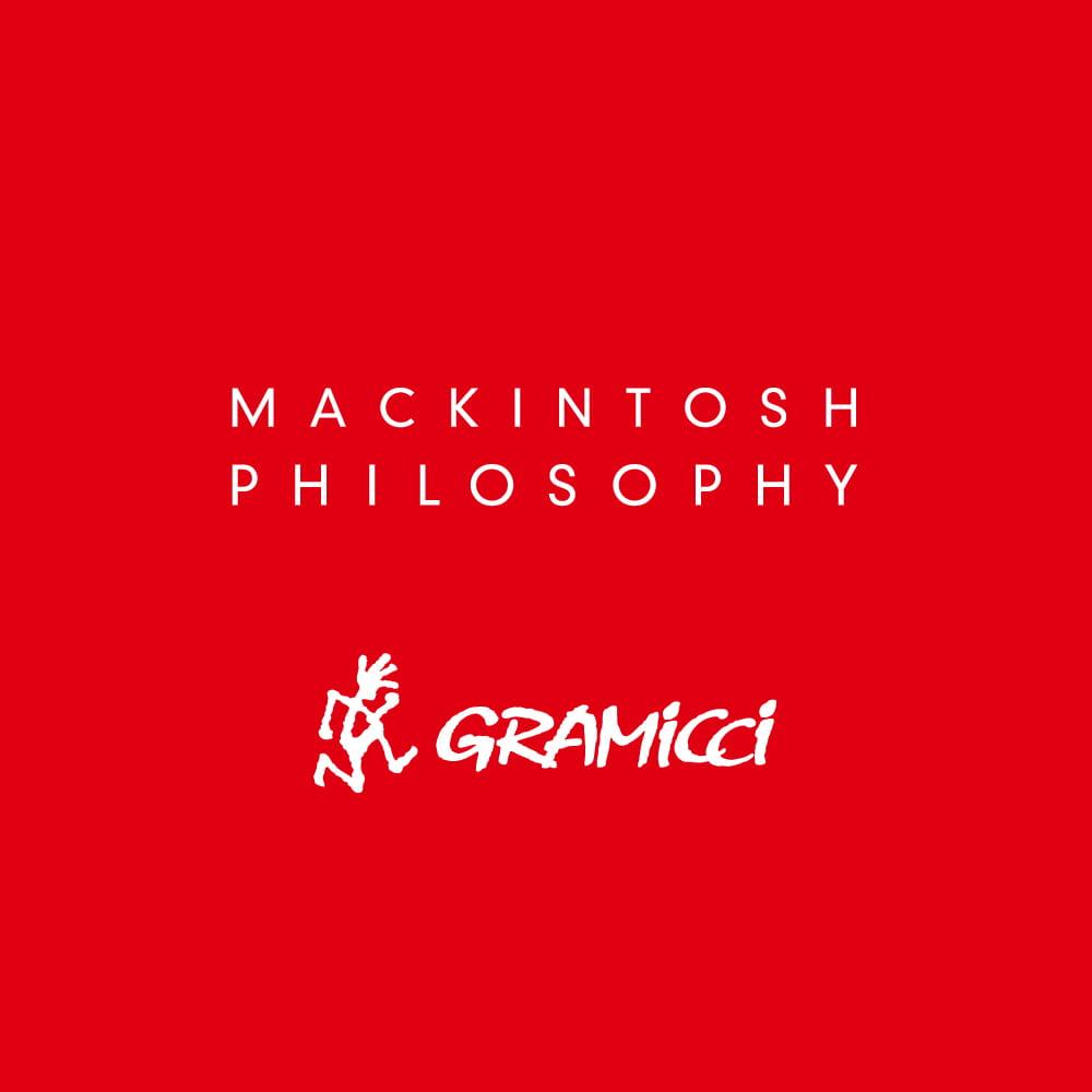 GRMICCI×MACKINTOSH PHILOSOPH 360°ストレッチツイル NNパンツ