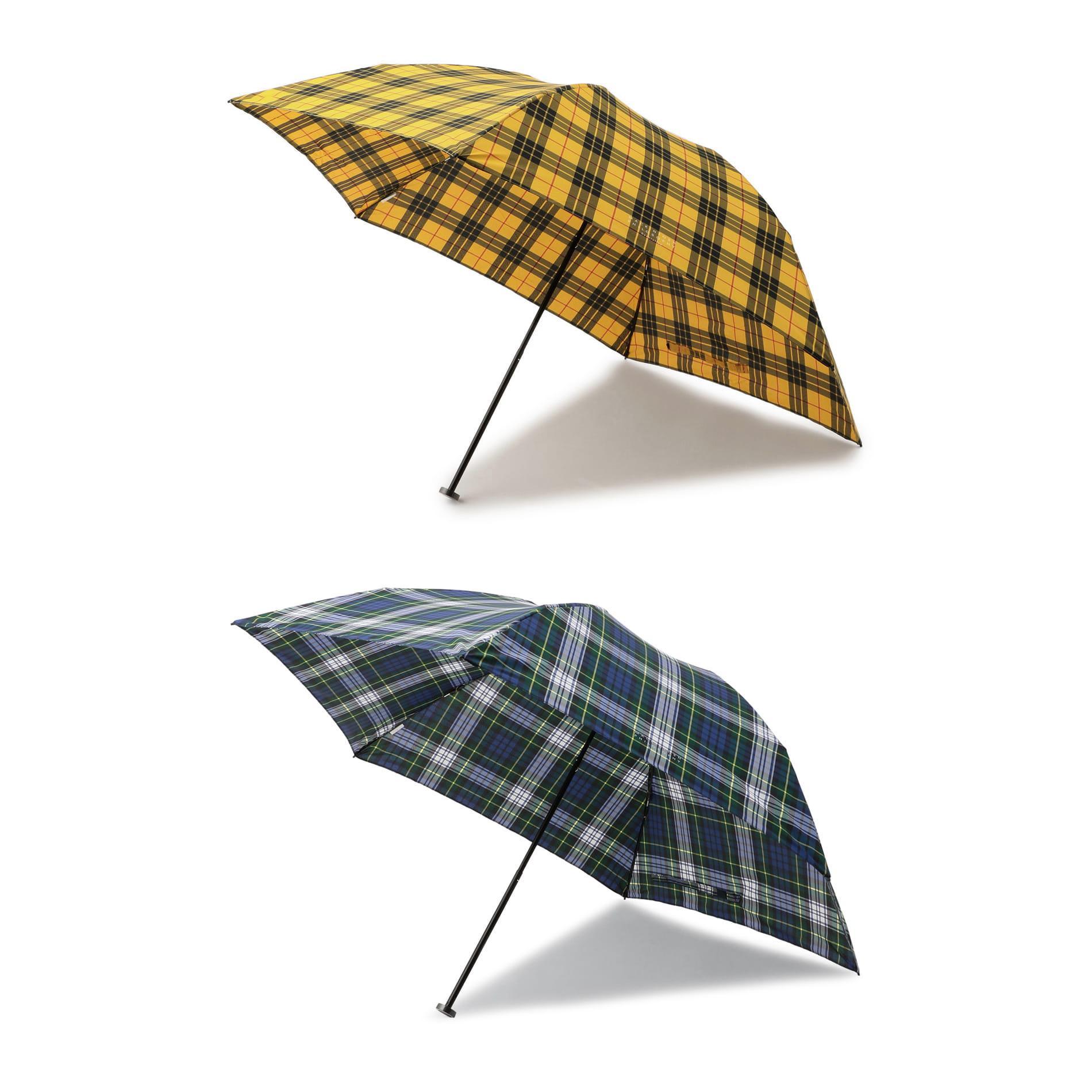 【Barbrella®】55cmタイプ軽量ミニ傘 チェック