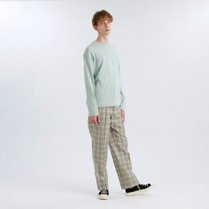 GREY LABEL コットンニットTシャツ