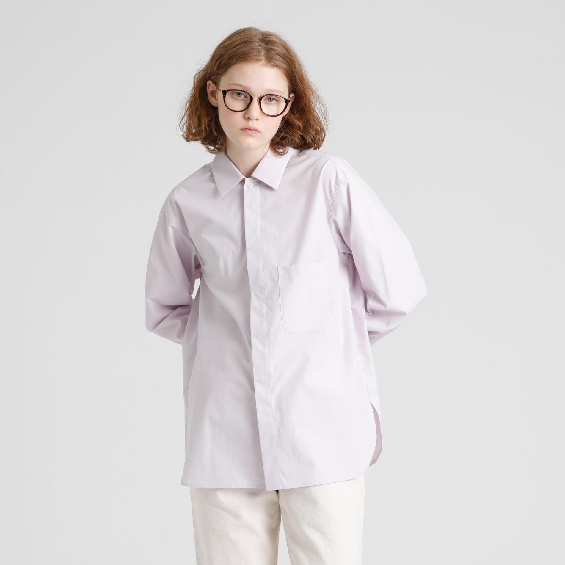 GREY LABEL レギュラーカラーシャツ