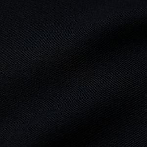ウールダブルクロスフーデッドコート