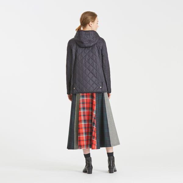 <COWIE>ポランキルトジャケット