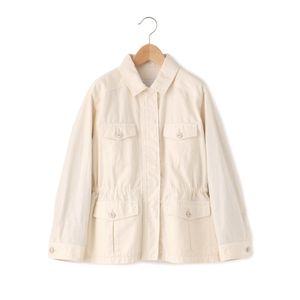 ライトバックサテンジャケット