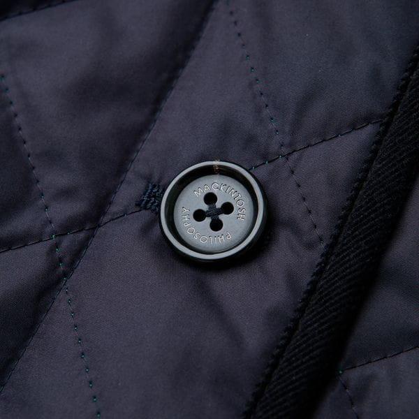 <COWIE>ポランプロテクトキルティングジャケット
