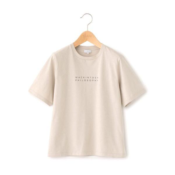 【WEB限定】マッキントッシュ フィロソフィーロゴT