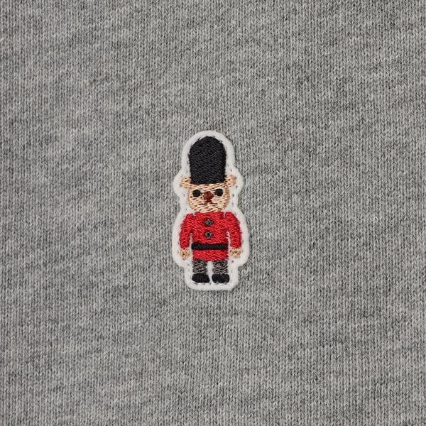 <キッズ>【BUCKINGHAM BEAR】フルジップパーカー
