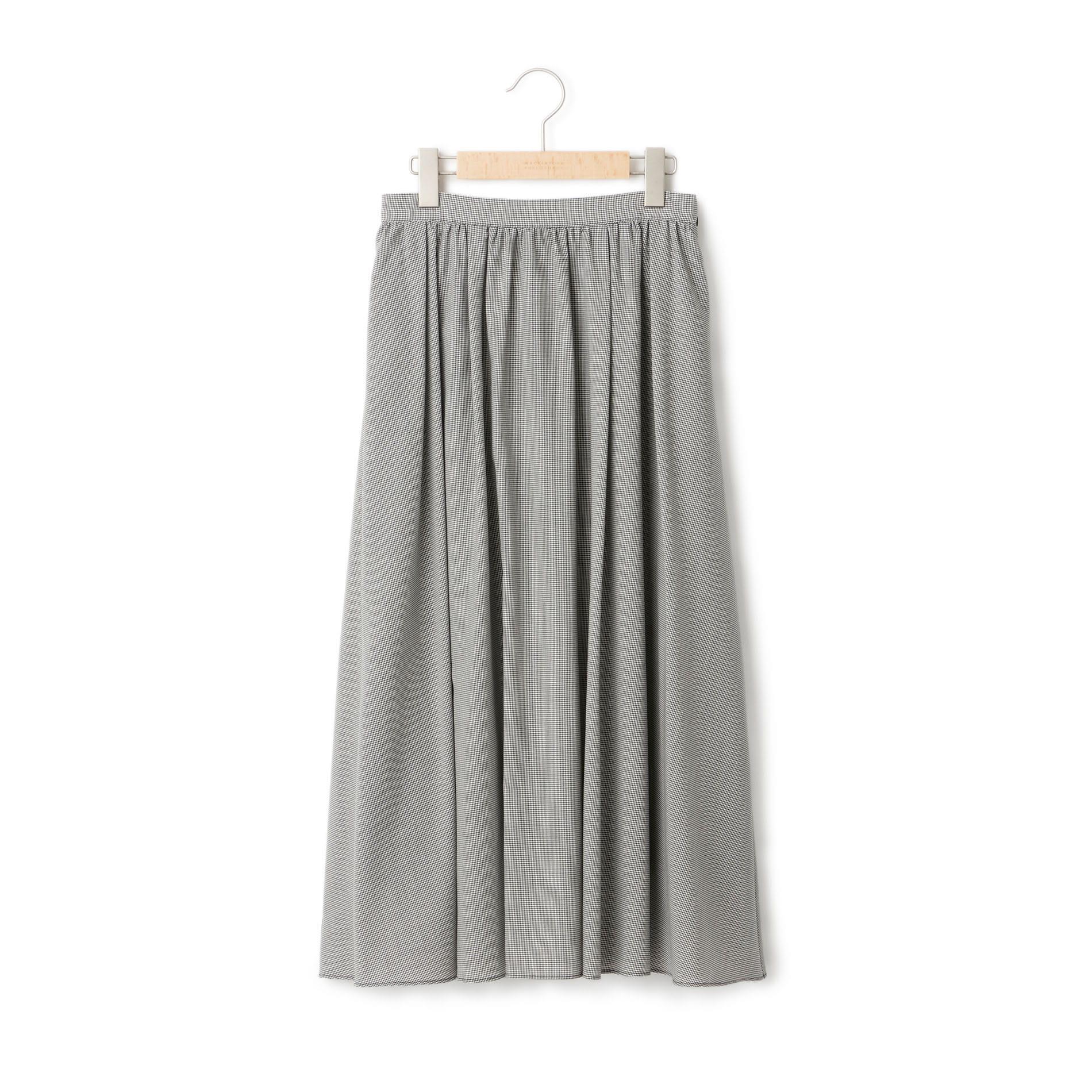 コットンウールボイルスカート