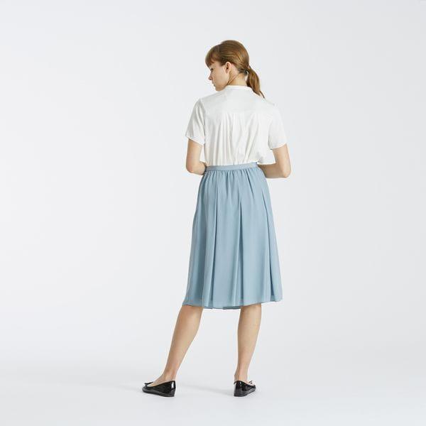 ソフトジョーゼットスカート