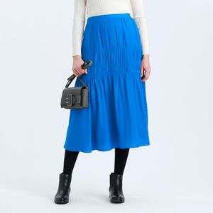 ポリエステルドビースカート