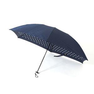 裏ドット軽量傘