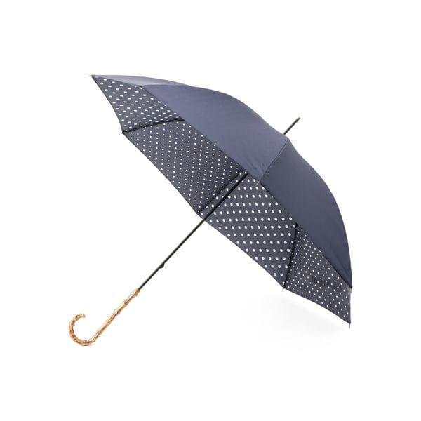 晴雨兼用裏ドット長傘