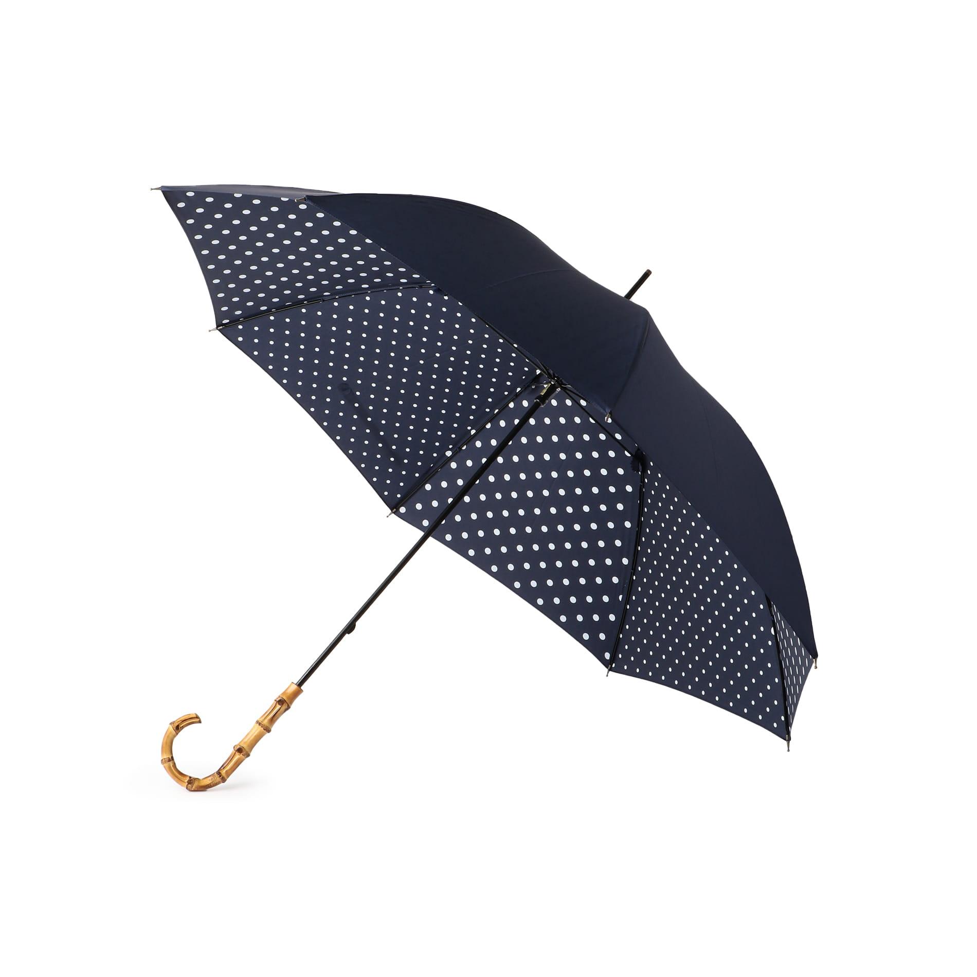 ◆◆裏ドット長傘