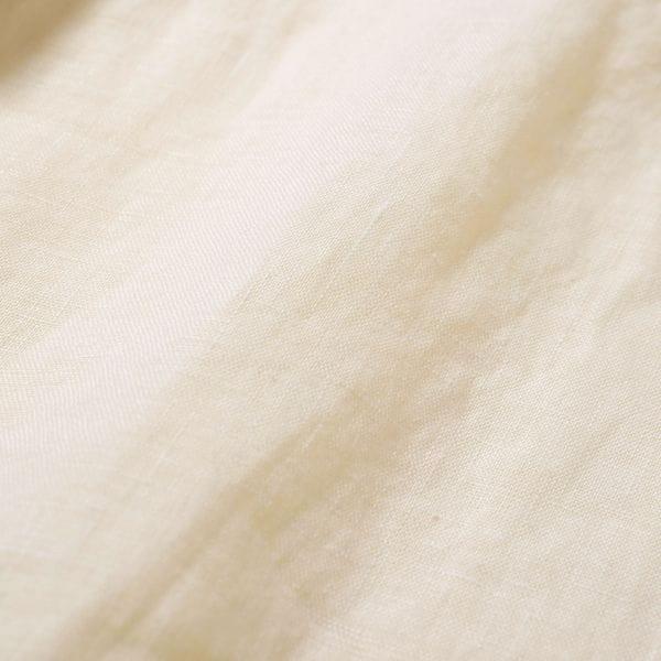 GREY LABEL フレンチリネンロングスリーブシャツ