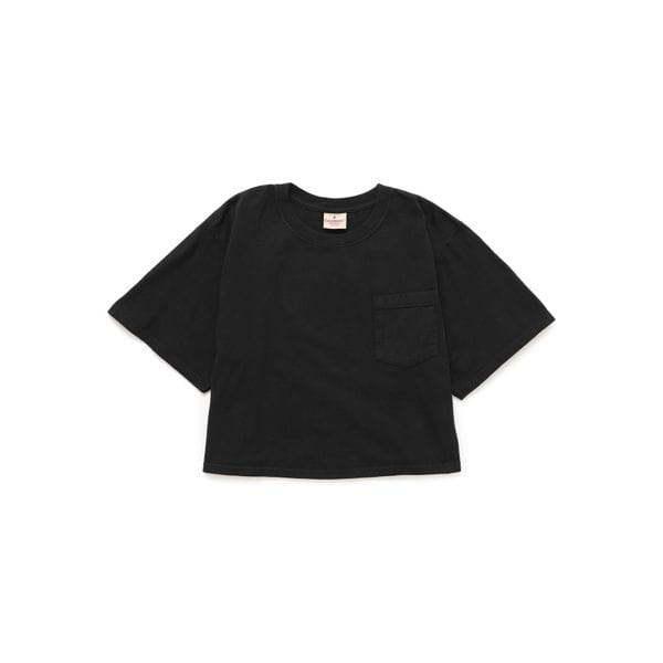 【Goodwear】S/S CROPPED CREW NECK Tシャツ