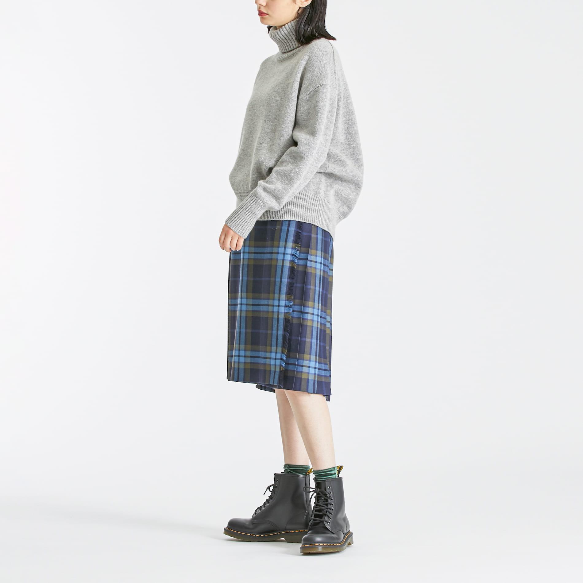 【予約販売】【MP STORE×O'NEIL OF DUBLIN】ショートキルトスカート