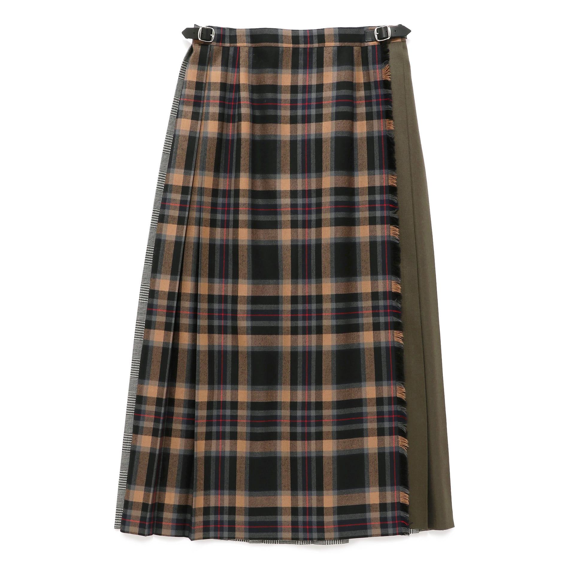 【予約販売】【MP STORE×O'NEIL OF DUBLIN】キルトスカート