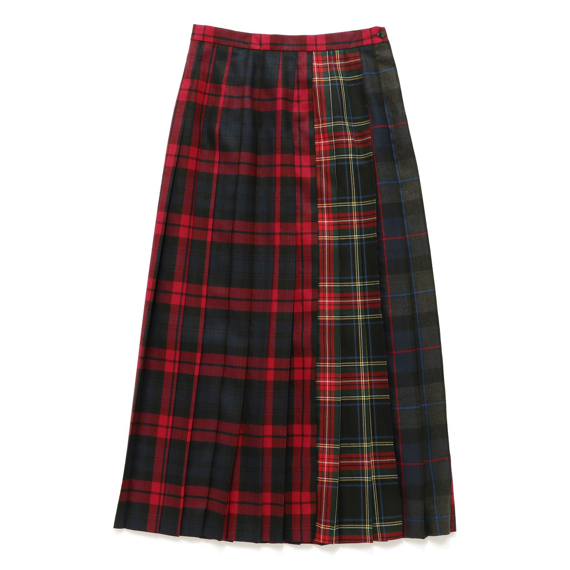 【予約販売】【MP STORE×O'NEIL OF DUBLIN】マキシプリーツスカート