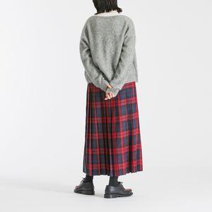 【MP STORE×O'NEIL OF DUBLIN】マキシプリーツスカート