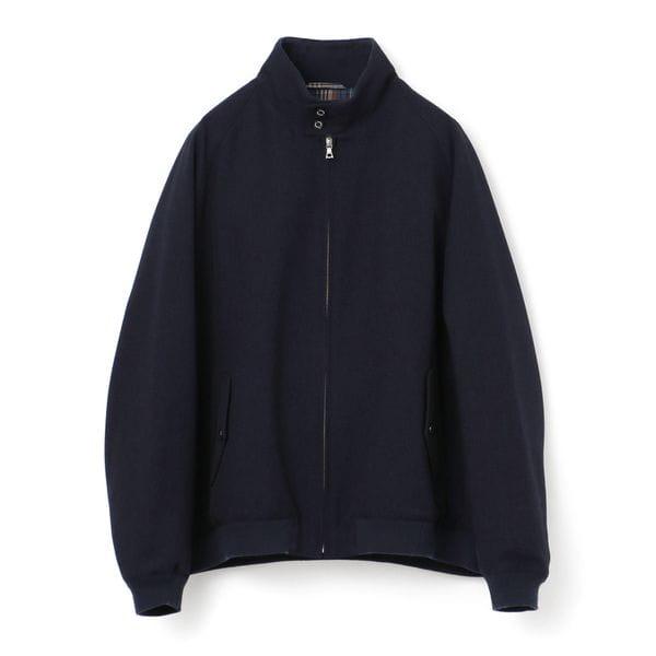 【FUDGEコラボ】ハリントンジャケット