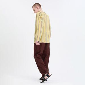 マルチストライプスリーピングシャツ