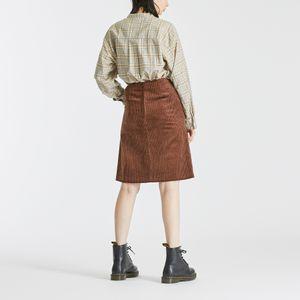 Brisbane Moss コーデュロイスカート